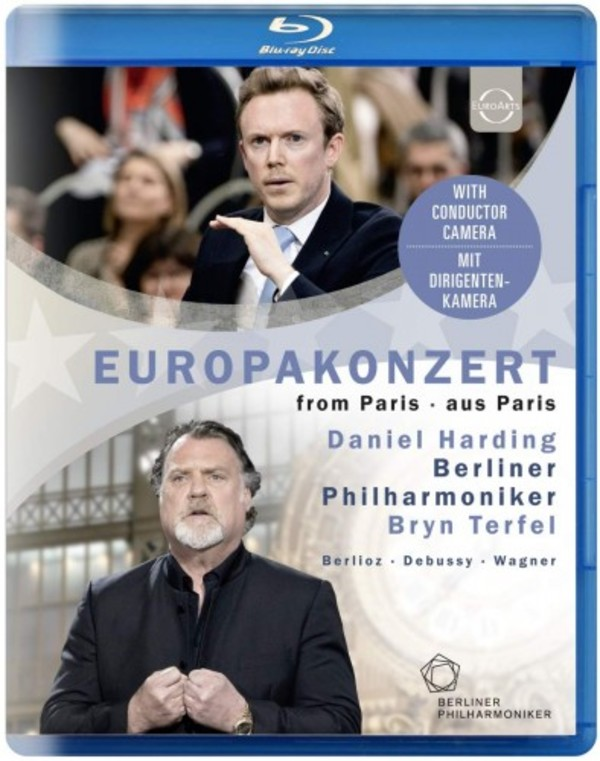 Europakonzert 2019 from Paris (Blu-ray)