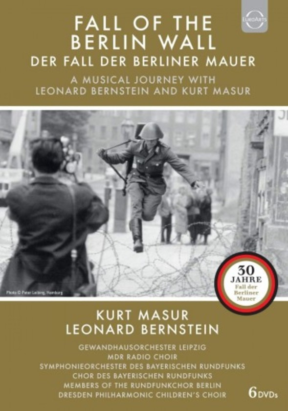 Fall of the Berlin Wall: A Musical Journey (DVD)