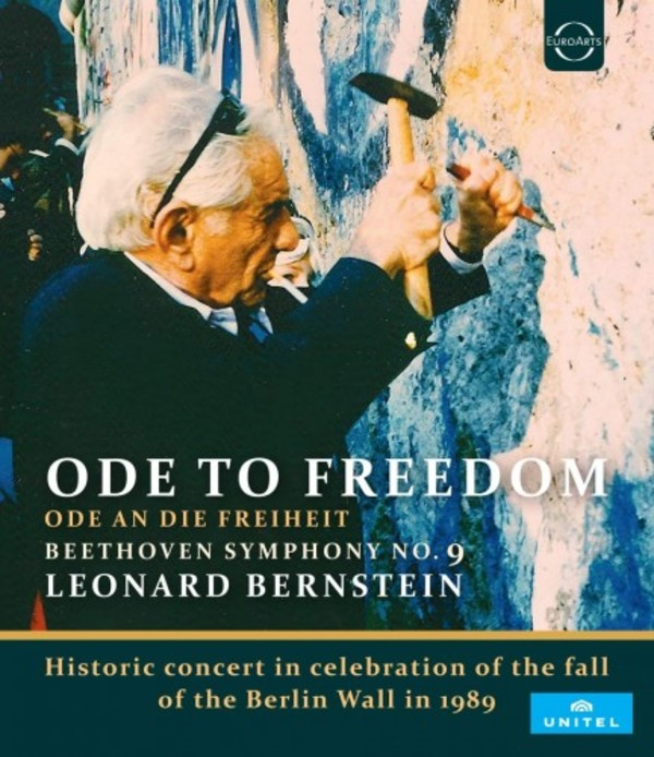 Ode to Freedom: Beethoven - Symphony no.9 (Blu-ray)
