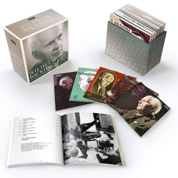 Wilhelm Backhaus: The Complete Decca Recordings