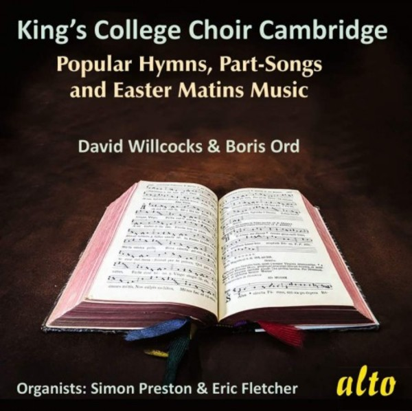 Popular Hymns, Part-Songs and Easter Matins Music