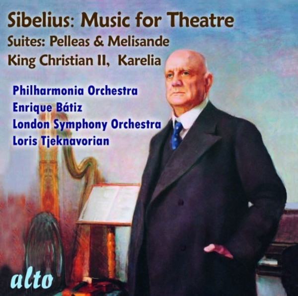 Sibelius - Music for Theatre