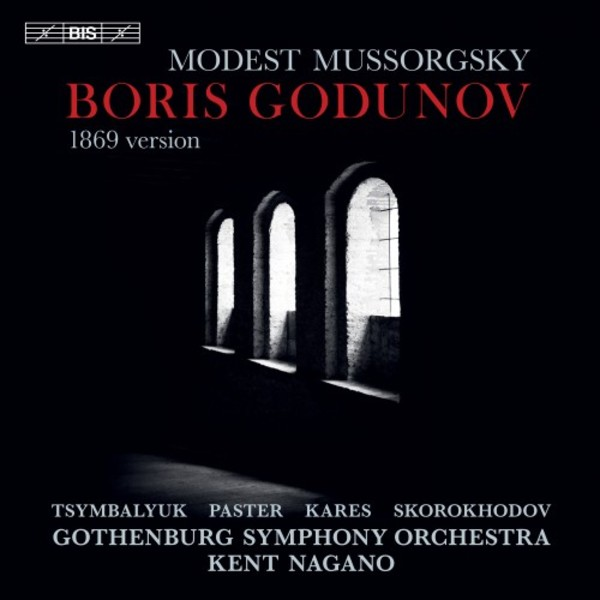 Mussorgsky - Boris Godunov (1869 version)