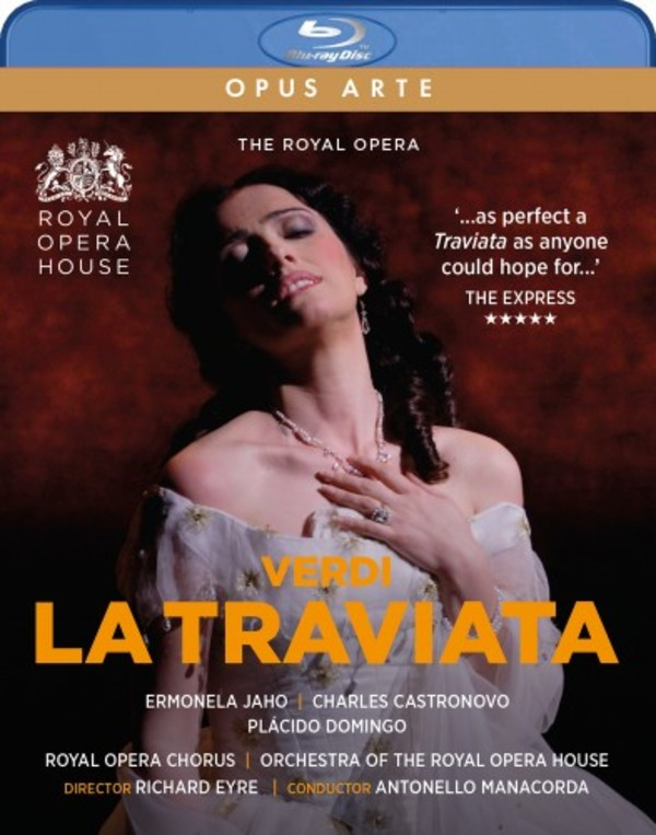 Verdi - La traviata (Blu-ray)