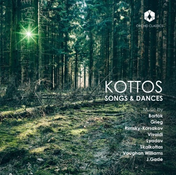 KOTTOS: Songs & Dances | Orchid Classics ORC100105