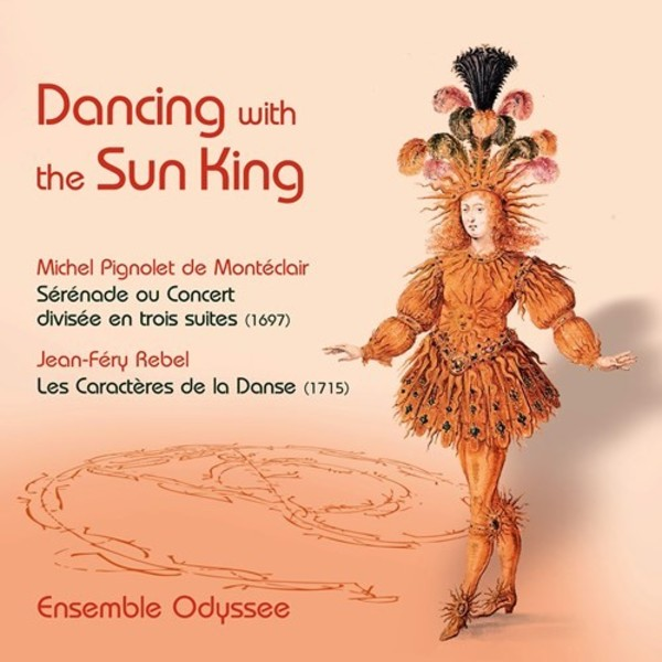 Dancing with the Sun King | Pan Classics PC10410