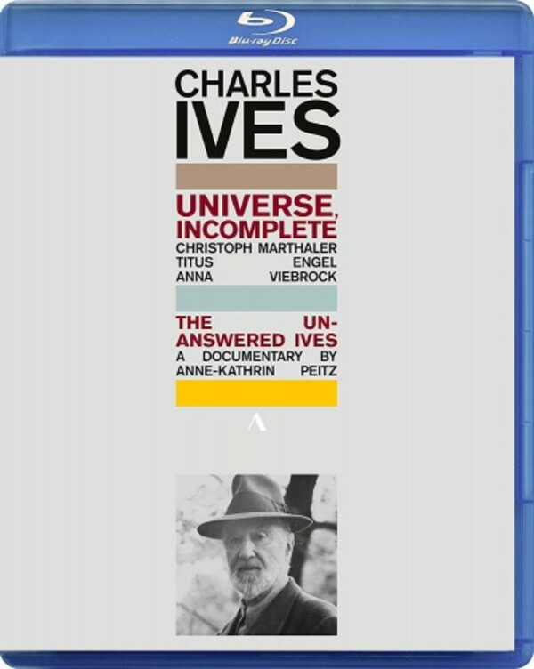 Ives - Universe, Incomplete & The Unanswered Ives (Blu-ray)