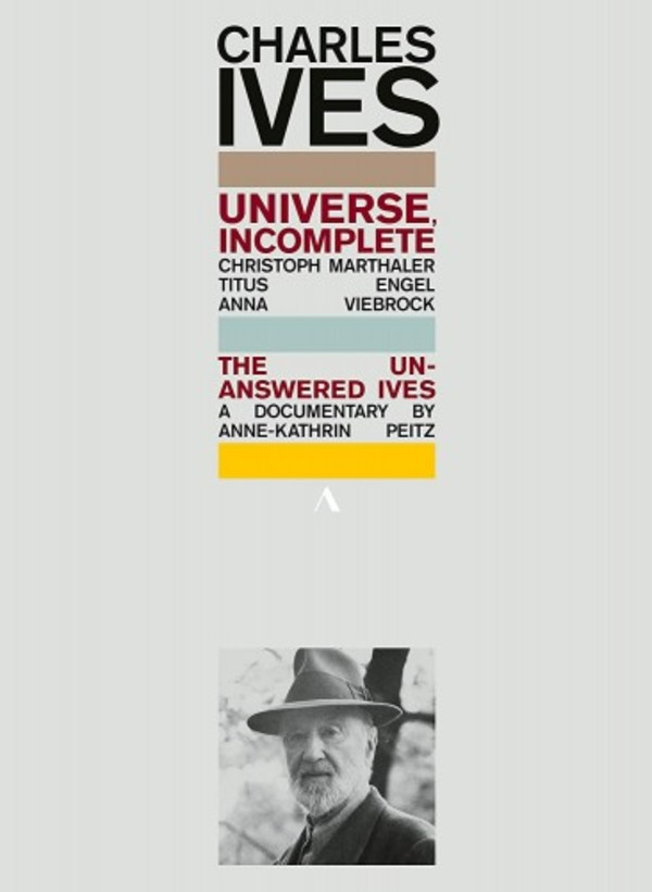 Ives - Universe, Incomplete & The Unanswered Ives (DVD)