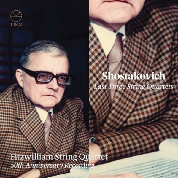 Shostakovich - Last Three String Quartets