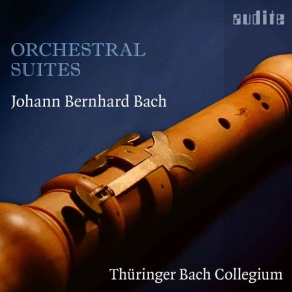 JB Bach - Orchestral Suites