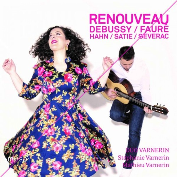 Renouveau: French Melodies for Voice and Guitar