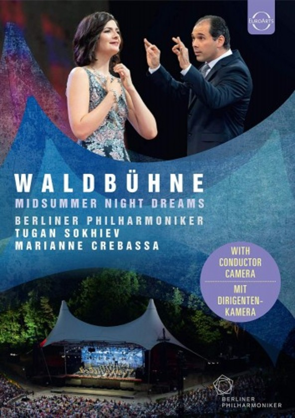 Waldbuhne 2019: Midsummer Night Dreams (Blu-ray)