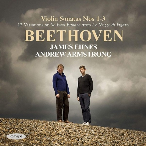 Beethoven - Violin Sonatas 1-3, Variations on �Se vuol ballare�