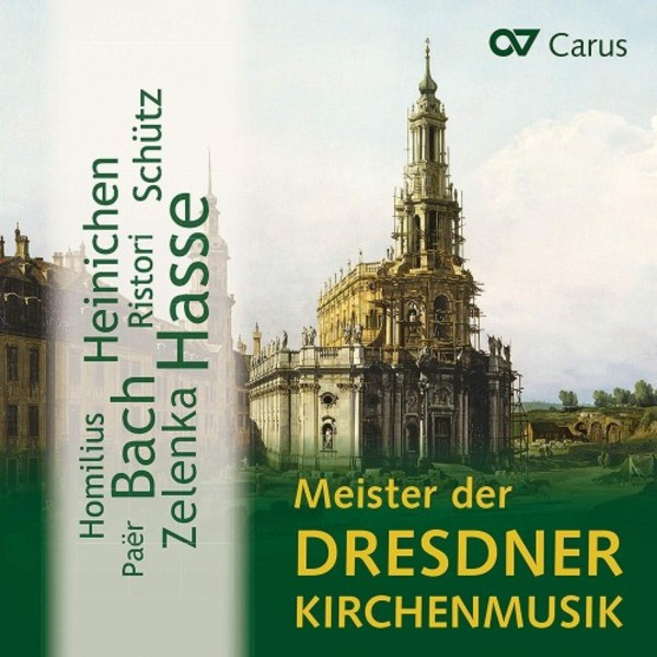 Masters of Dresden Church Music | Carus CAR83044