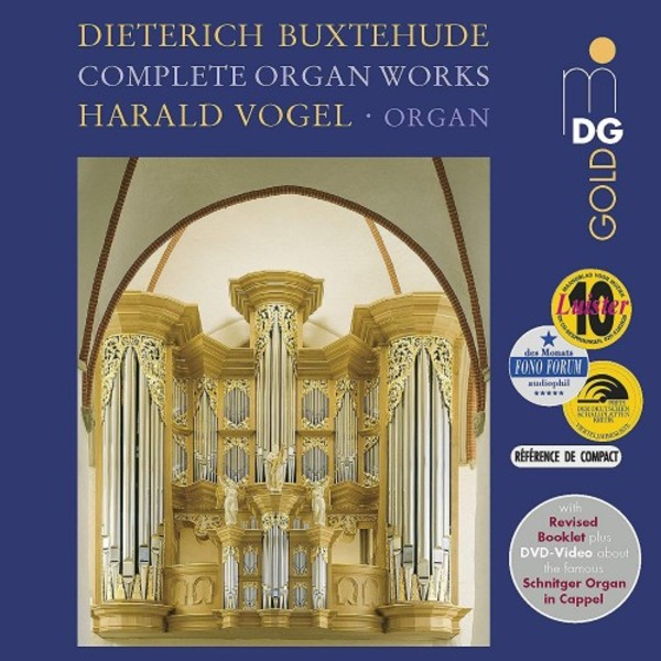 Buxtehude - Complete Organ Works (CD + DVD)
