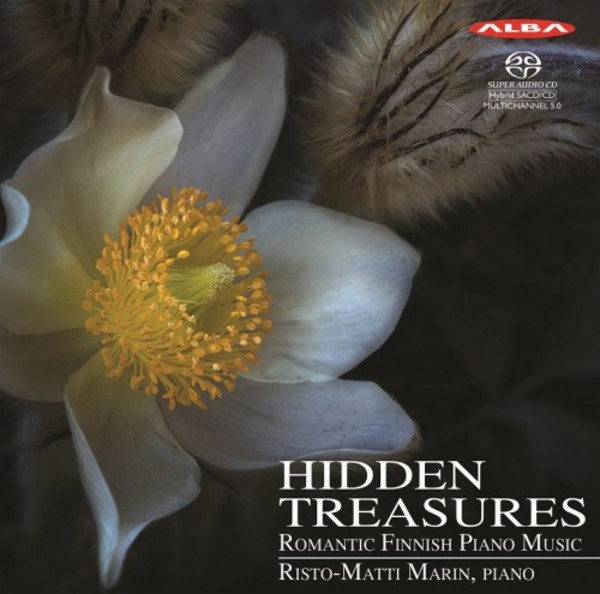 Hidden Treasures: Romantic Finnish Piano Music | Alba ABCD446