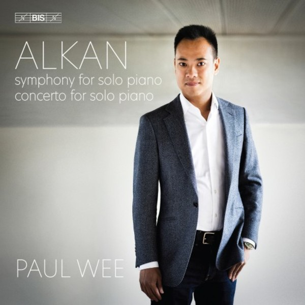 Alkan - Concerto and Symphony for Solo Piano | BIS BIS2465
