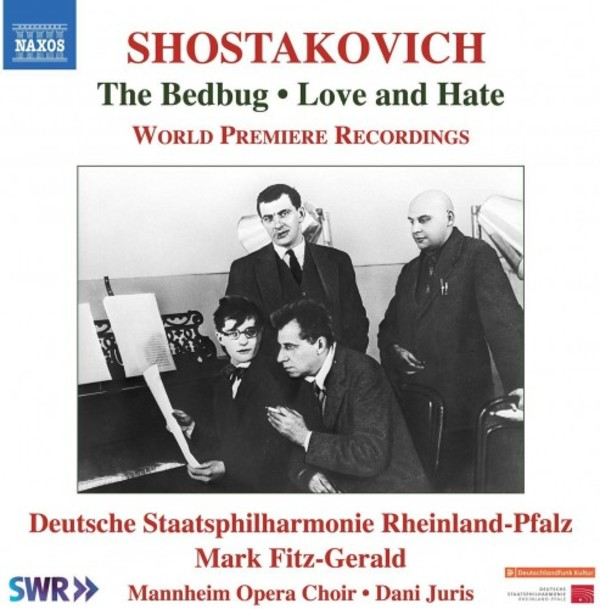 Shostakovich - The Bedbug, Love and Hate