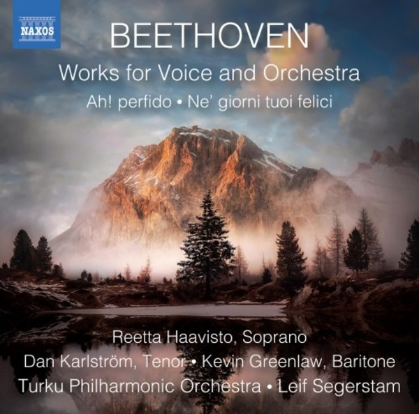 Beethoven - Works for Voice and Orchestra