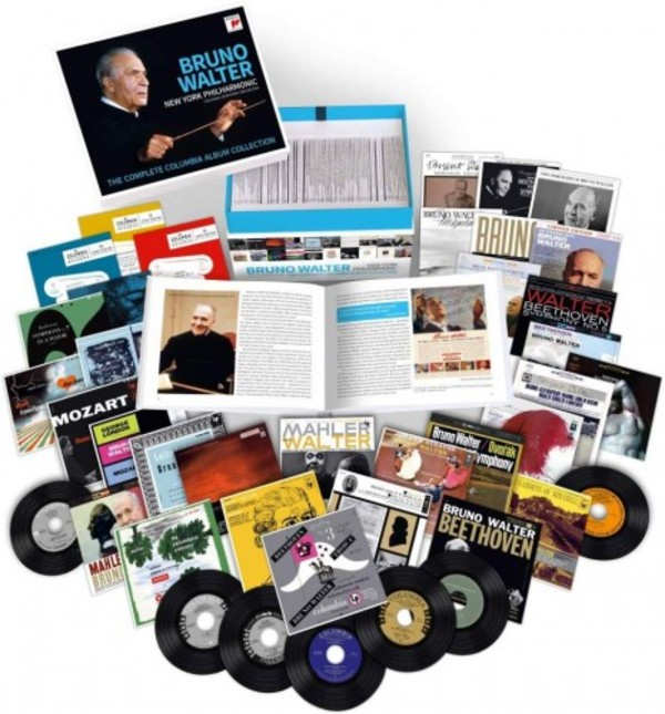 Bruno Walter: The Complete Columbia Album Collection | Sony 19075923242