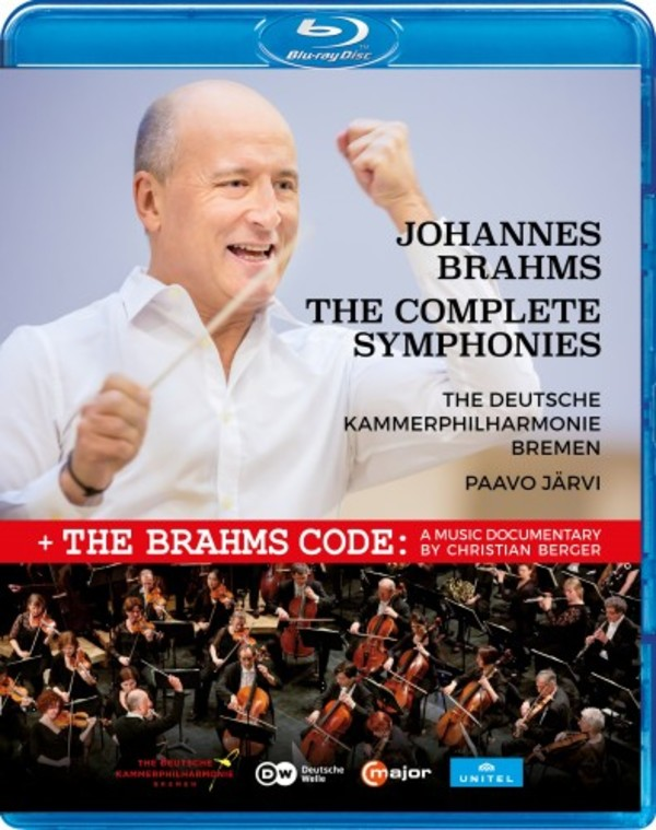Brahms - The Complete Symphonies (Blu-ray)