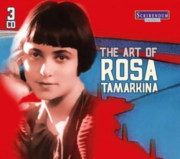 The Art of Rosa Tamarkina