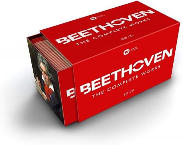 Beethoven - The Complete Works | Warner 9029539882
