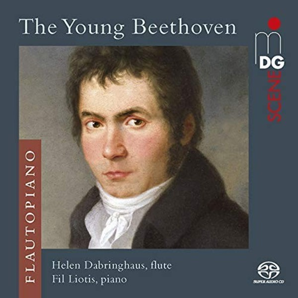 The Young Beethoven: Music For Flute and Piano