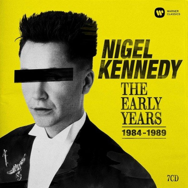 Nigel Kennedy: The Early Years (1984-1989)
