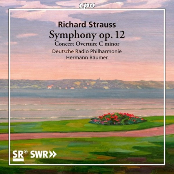 R Strauss - Symphony in F minor, Concert Overture in C minor