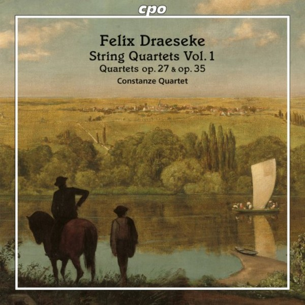 Draeseke - String Quartets Vol.1
