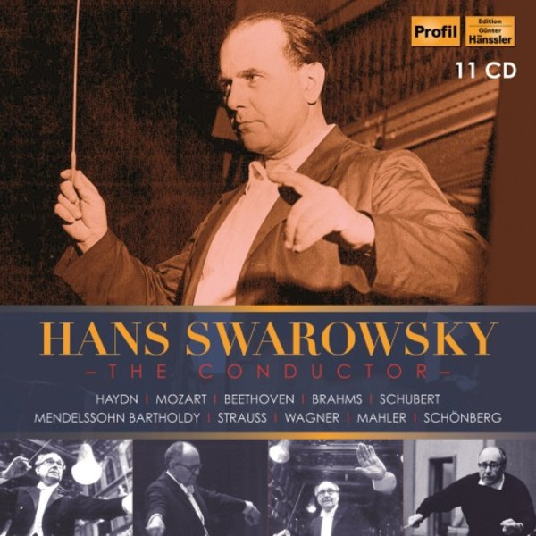 Hans Swarowsky: The Conductor | Profil PH18061
