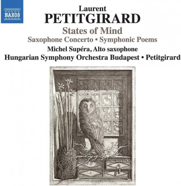 Petitgirard - States of Mind (Saxophone Concerto), Symphonic Poems