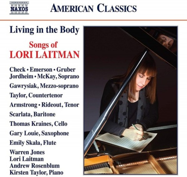 Laitman - Living in the Body: Songs