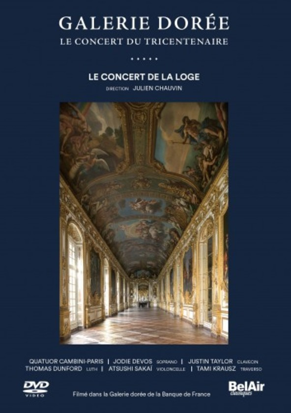 Galerie doree: The 300th Anniversary Concert (DVD)