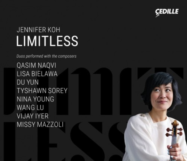 Jennifer Koh: Limitless