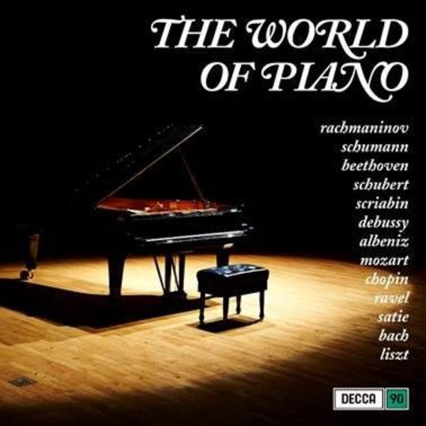 The World of Piano (Vinyl LP)