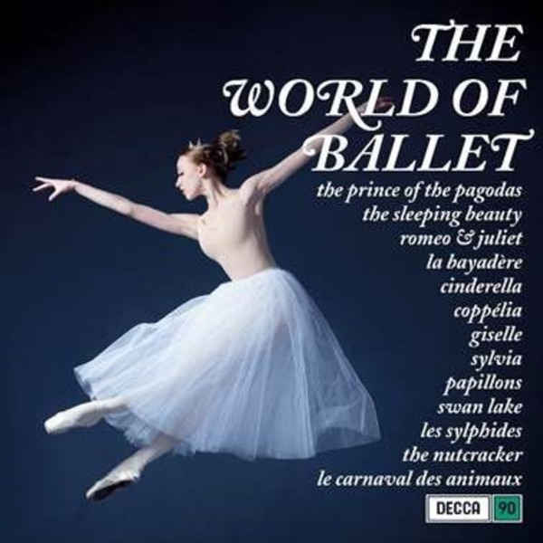 The World of Ballet (Vinyl LP)