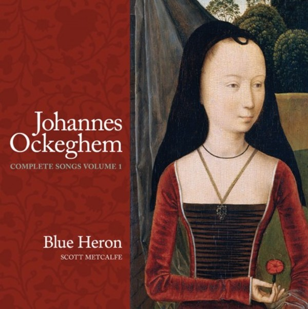 Ockeghem - Complete Songs Vol.1