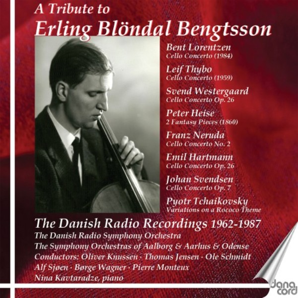 Erling Blondal Bengtsson: Danish Radio Recordings 1962-1987