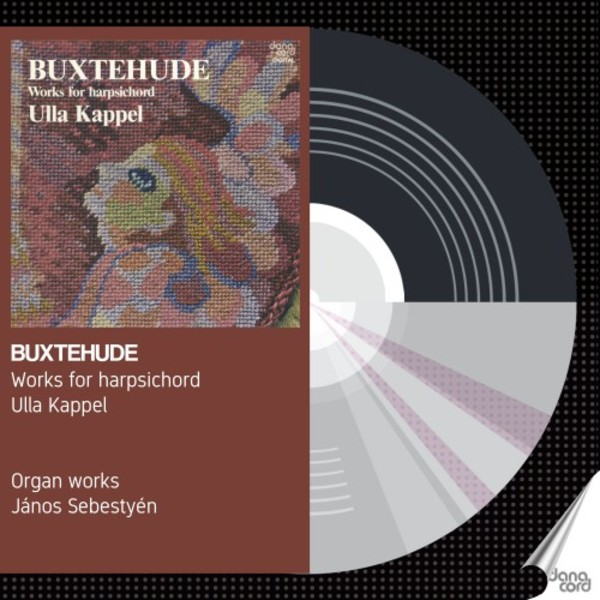 Buxtehude - Works for Harpsichord; Organ Works by Pasquini, Martini & JS Bach