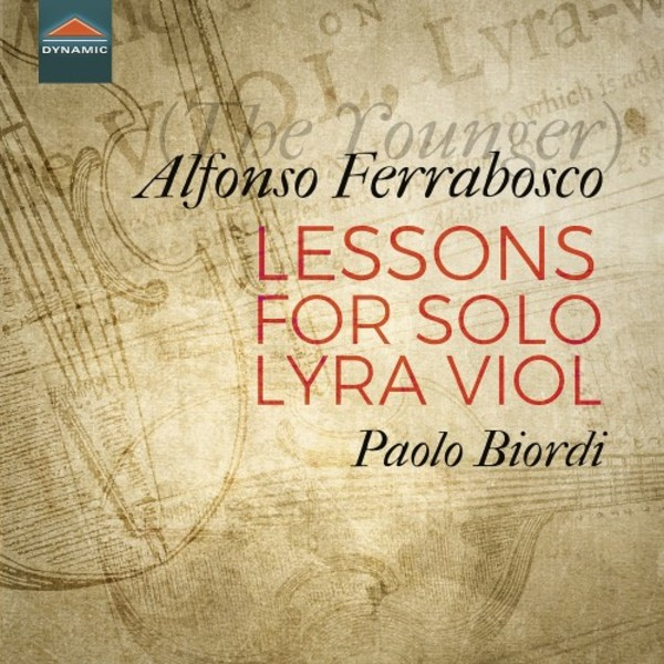 Ferrabosco - Lessons for Solo Viol