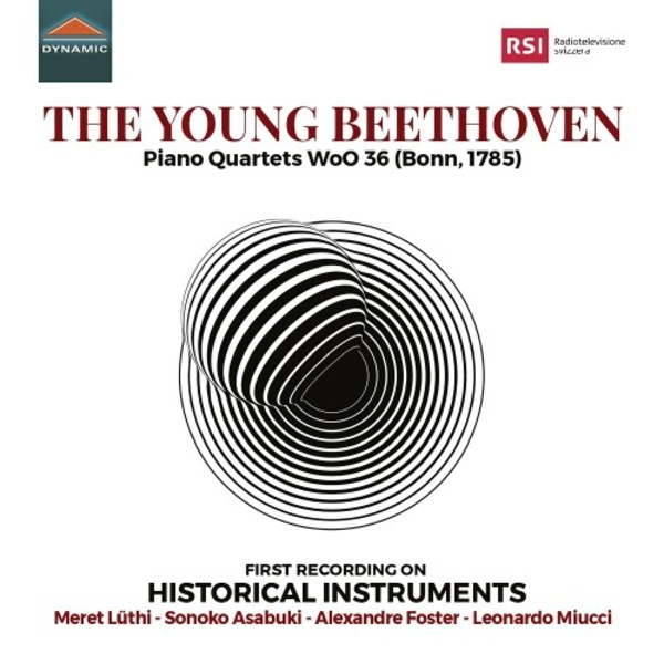 The Young Beethoven - Piano Quartets WoO36