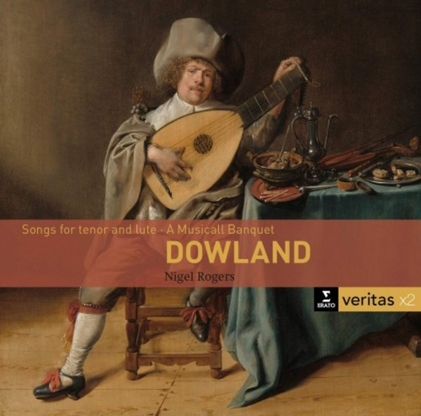 Dowland - Songs for Tenor & Lute; A Musicall Banquet