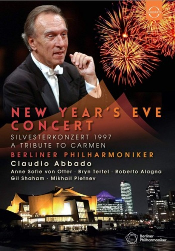 New Year�s Eve Concert 1997: A Tribute to Carmen (DVD)