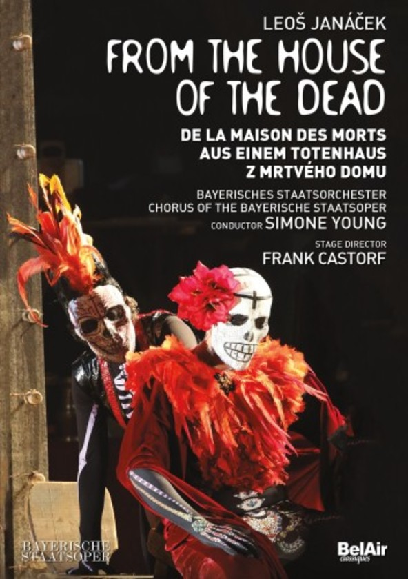 Janacek - From the House of the Dead (DVD)