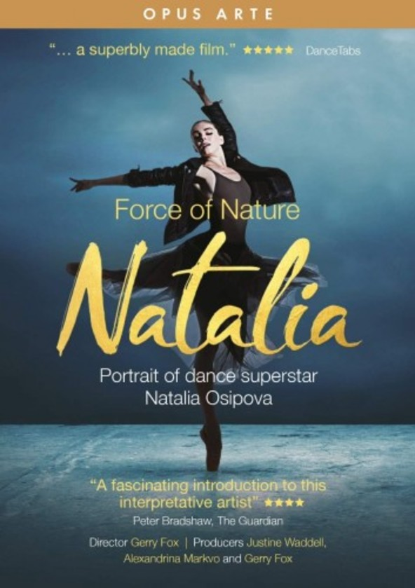 Natalia: Force of Nature (DVD)