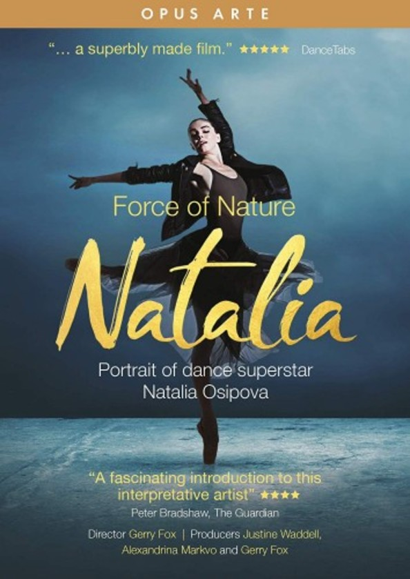 Natalia: Force of Nature (Blu-ray)