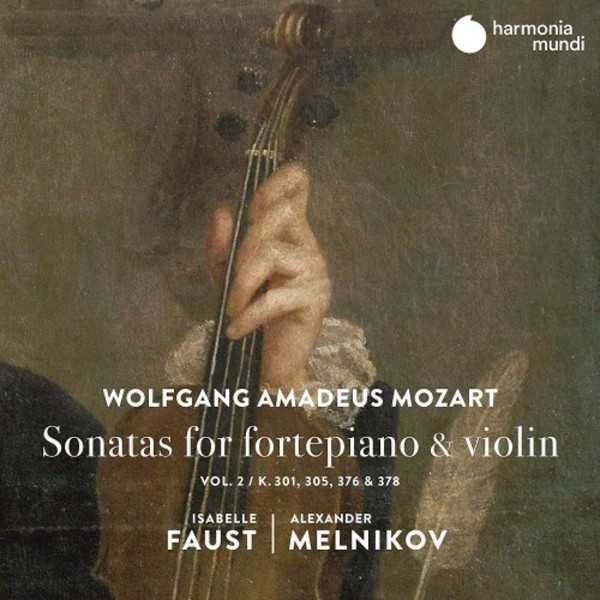 Mozart - Sonatas for Fortepiano and Violin Vol.2