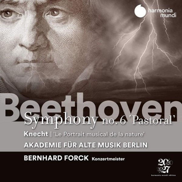 Beethoven - Symphony no.6; Knecht - Le Portrait musical de la Nature